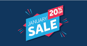 Celebrate 2020 with 20% Off*